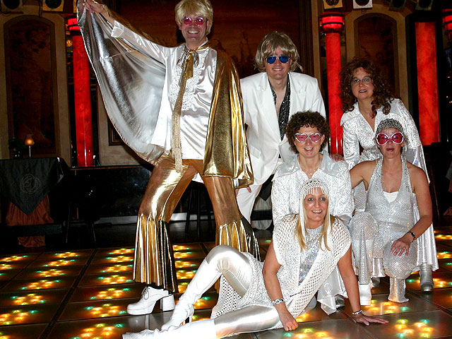seventies party fashion 70's 70s themafeest 19