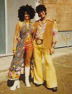 seventies party fashion 70's 70s themafeest 55