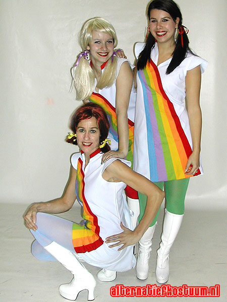 k3 outfit carnaval