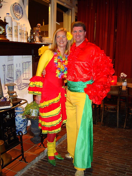 feestkleding carnaval